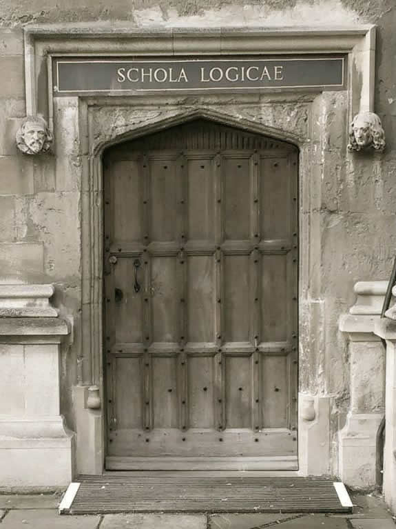 Old School's Quadrangle, The Bodleian Library