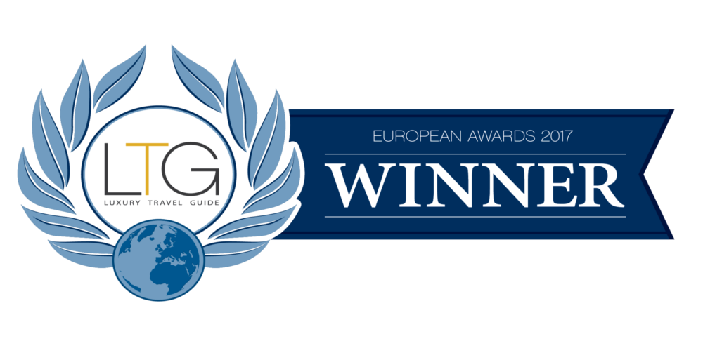 Winner of the Luxury Travel Guide award 2017